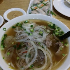 Photo taken at Little SAIGON by Mikyung Y. on 3/5/2015