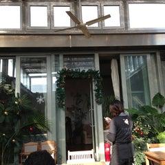 Photo taken at 葡萄院儿 Vineyard Cafe by Wendy T. on 12/25/2012