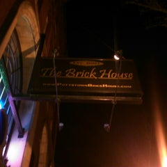 Photo taken at The Brick House by Stephanie N. on 5/6/2014