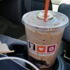 Photo taken at Dunkin' Donuts by Andy L. on 6/19/2014