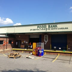 Photo taken at Food Bank of Central & Eastern NC by Jake S. on 9/13/2013