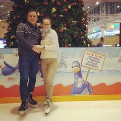 Photo taken at Ледовая Симфония by Alexey F. on 12/7/2014