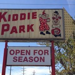 Photo taken at Memphis Kiddie Park by Rick U. on 5/5/2013