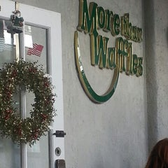 Photo taken at More Than Waffles by Sativa V. on 12/28/2012