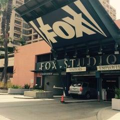 Photo taken at Fox Studios by Kathryn H. on 5/21/2015