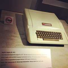 Photo taken at Computer History Museum by Arman S. on 12/13/2012