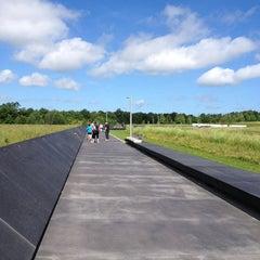 Photo taken at Flight 93 National Memorial by John N. on 7/14/2013