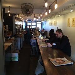 Photo taken at Café Pamenar by Ken N. on 4/26/2014