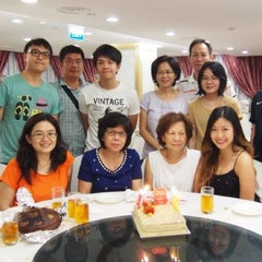Photo taken at Boon Lay Raja Restaurant 文苑楼 by Amanda C. on 7/13/2014