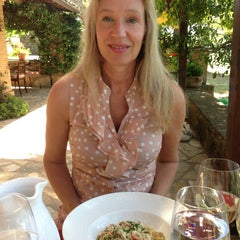 Photo taken at Country House Montali by Tijs T. on 8/30/2014