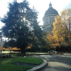 Photo taken at City of Olympia by LB S. on 11/8/2015