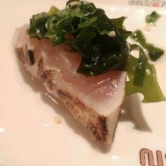 Photo taken at Mio Sushi by Nikki D. on 1/8/2015