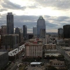 Photo taken at Hilton Austin by Elmer T. on 3/7/2013