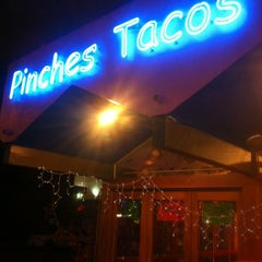 Photo taken at Pinches Tacos by Jaime on 4/21/2012