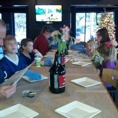Photo taken at Scotty's Lakehouse by Bryce W. on 11/10/2012