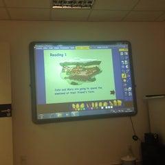 Photo taken at BRASAS English Course by Camila C. on 12/3/2013