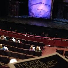 Photo taken at Sunoco Performance Theater by Derek S. on 5/9/2014