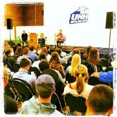 Photo taken at Memorial Union Building by Matt W. on 10/17/2012