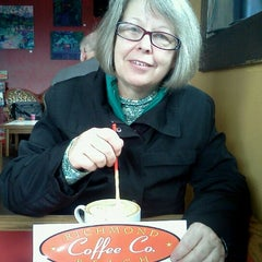 Photo taken at Richmond Beach Coffee House by Lavone S. on 12/2/2012