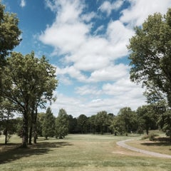 Photo taken at Emerson Golf Club by Juno Y. on 5/13/2015
