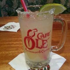 Photo taken at Cafe Ole by Edwin J. on 2/17/2013