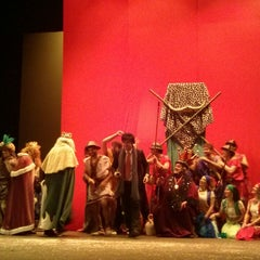 Photo taken at Teatre Principal by Fortunato F. on 12/23/2014