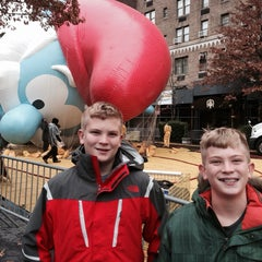 Photo taken at Macy's Parade & Entertainment Group by Mark C. on 11/27/2013