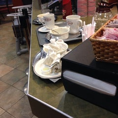 Photo taken at Tim Hortons by Bonnie B. on 2/24/2014