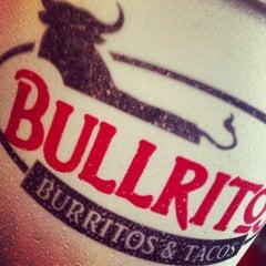 Photo taken at Bullritos by Nick C. on 12/20/2013