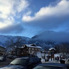 Photo taken at Town of Leavenworth by Алеся П. on 1/3/2016