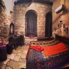 Photo taken at Jerusalem Hotel by André B. on 12/28/2013