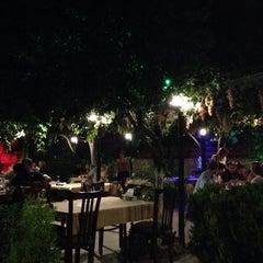 Photo taken at Syrian Club Restaurant by V on 9/16/2014