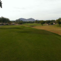 Photo taken at Silverado Golf Course by Antonio F. on 11/22/2014