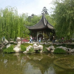 Photo taken at The Huntington Library, Art Collections, and Botanical Gardens by Frank E. on 4/4/2013