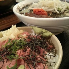 Photo taken at Maru Ichi Japanese Noodle House by William T. on 3/12/2013