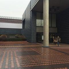 Photo taken at 国立国会図書館 新館 (National Diet Library Annex) by Yusuke T. on 2/17/2015