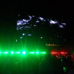 Photo taken at Estadio Malvinas Argentinas by Marcelo V. on 12/8/2014