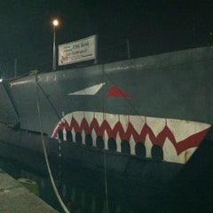 Photo taken at USS Torsk (SS-423) by Christopher M. on 12/4/2012