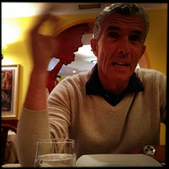 Photo taken at Trattoria Al Tronco by paolo l. on 5/29/2013