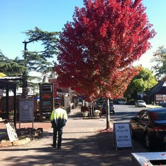 Photo taken at Hahndorf by Mr.Saxobeat on 4/4/2013