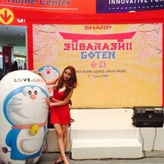 Photo taken at Panakkukang Square by Suci B. on 6/5/2015
