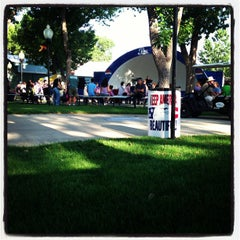 Photo taken at Colorado State Fairgrounds by Haider K. on 8/23/2013