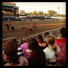Photo taken at Colorado State Fairgrounds by Haider K. on 8/24/2013