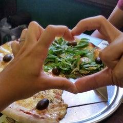 Photo taken at Pizza Cala by Pamela V. on 2/14/2015