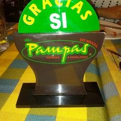 Photo taken at Mr. Pampas Puebla by Gerardo H. on 5/12/2013