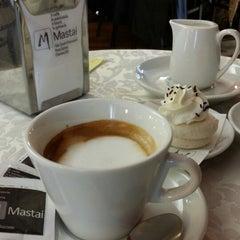Photo taken at Caffè Mastai by Marco P. on 4/27/2014