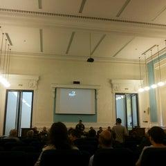 Photo taken at Universitatea din Craiova by Mihai G. on 9/23/2014