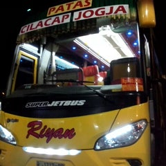 Photo taken at Terminal Bus Cilacap by Wahyu P. on 2/24/2014