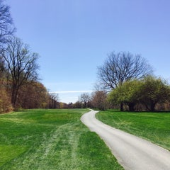 Photo taken at Van Cortlandt Park Golf Course by Mike S. on 4/25/2015
