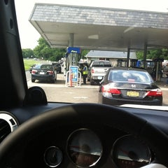 Photo taken at Sunoco Northbound by Mike I. on 7/26/2014